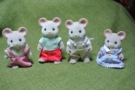 Sylvanian mice