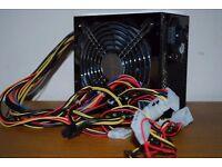 Desktop pc power supply 500w