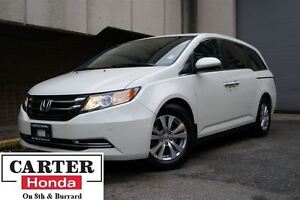 2015 Honda Odyssey EX-L w/RES + LOCAL + HEATED SEATS + CERTIFIED