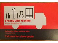 Man and Van Service, Small Flat move, Clearance & Removals, Ikea and E-Bay Delivery