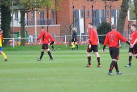 Senior Division Sunday Side Seeking Players