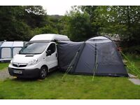 campervan driveaway awning. outwell.