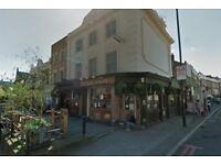 ** TWO BEDROOM IN NEWCROSS AVAILABLE MID APRIL **