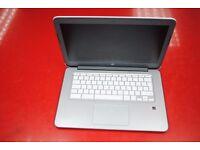 """HP Chromebook 14 White 14"""" Screen £140"""
