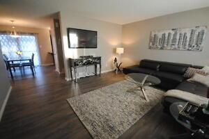 Brand new FURNISHED 3 bedroom townhouse in North Edmonton!!