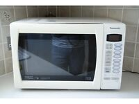 Panasonic Dimension 4 Top of the range Microwave convection and Grill oven