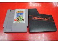 Nintendo NES Game CastleVania £36
