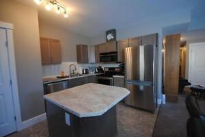 New large two bedroom walk out, Beautiful view, great location!