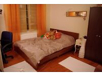Cosy double bedroom just off Triangle, Clifton
