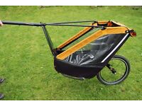 Tout Terrain Singletrailer- Bike Trailer for children