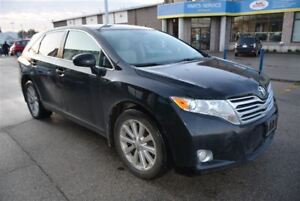 2011 Toyota Venza FWD/2.7L/HEATED LEATHER SEATS/BLUETOOTH/CRUISE