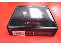 Beats UrBeats White Brand New Factory Sealed £70