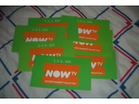 Now TV 6 Months Entertainment Pass - Genuine