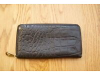 """""""Mulberry"""" leather purse"""