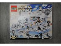 Lego Star Wars 75098 Assault on Hoth Brand New £245