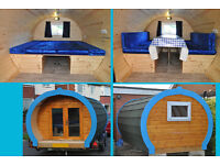 Quality camping glamping pod home office garden room bedroom yurt