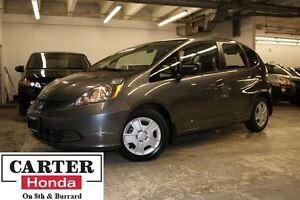 2013 Honda Fit DX-A + CERTIFIED 7YRS + MUST GO!!