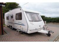 Sterling Elite Searcher Caravan - 2003   Great Condition
