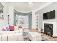 Immaculate, 2 bedroom furnished flat in Merchiston available October!
