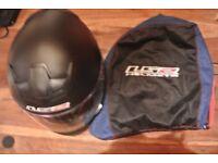 Brand New Helmet (L) Matt Black, Negotiable