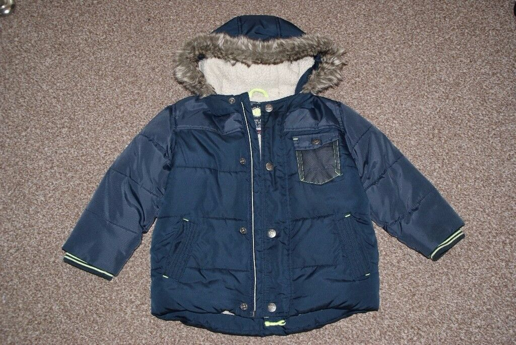 NEXT winter jacket size 1,5-2 years