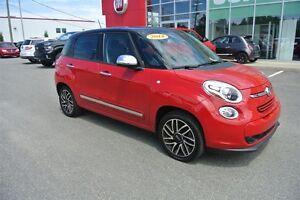 2014 Fiat 500L Lounge**SEULEMENT 21 643 KM**