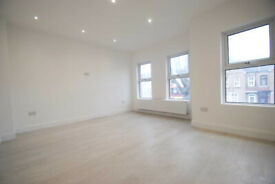 Refurbished first floor unfurnished flat in period conversion