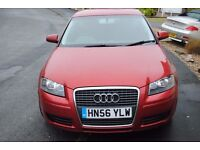 AUDI A3 SPECIAL EDITION TDI 5 DOOR HATCH 2006 FSH 2 OWNERS £2395 p/x possible