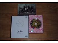 EXO, SUPER JUNIOR AND GIRLS' GENERATION CDs- ALL FOR £30