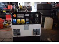 GENSET DIESEL WELDER GENERATOR MPM 180 DS ONLY DONE 224 HOURS 2014 can deliver