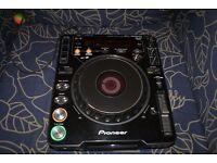 Pioneer CDJ 1000 mk3 with original box
