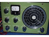 SAILOR RADIO CLASSIC VINTAGE GENERAL COVERAGE RECEIVER