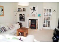 VERY SPACIOUS & MODERN FURNISHED 1 BEDROOM GROUND FLOOR FLAT IN WESTBOURNE WITH COURTYARD GARDEN