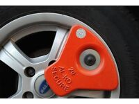 Al-ko wheel lock caravan #20
