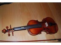 Divertimento Eschini 1/2 size Violin