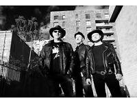 Originals Rock band needs skinsman