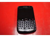 BlackBerry Bold 9780 Works with All Sims £40
