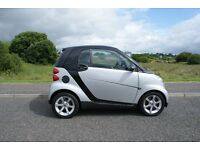 Smart Fortwo Coupe Low Miles