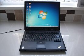 Lenovo Thinkpad R60 laptop 15""