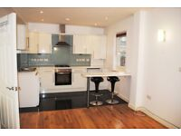One Bedroom Modern Apartment With Balcony in Shoreditch