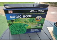 Magic Hose - 'The Incredible Xpanding Hose' expands to 45 Mtrs, unwanted gift.
