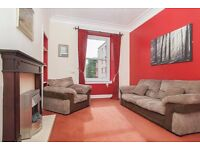 Perfectly situated 2 bedroom 2nd floor flat with WiFi available July – NO FEES!