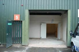 Affordable Storage or Workshop Industrial and Commercial Units S2 5HH