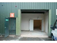 Affordable Storage or Workshop Units