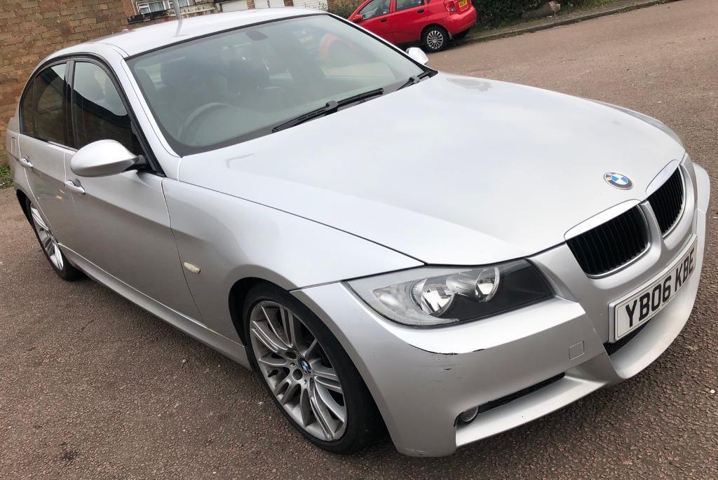 Bmw 320d 2 0 Automatic Sel Car Hpi Clear Very Good Runner Reliable Economical Family