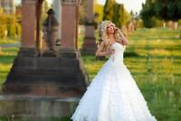 Fall's Wedding Gowns Clearance Sale Everything 50%-75% Off