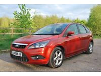 Ford Focus Zetec TDCi 5 door 12 Months MOT. Road Tax £30 Year. Great runaround