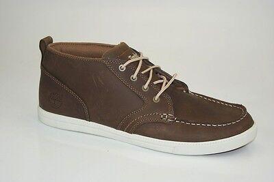 Timberland Fulk Leather Chukka Boots Gr 43 US 9 Schnürschuhe Herren Schuhe 6435A