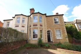 Town centre. This large two double bedroom first floor maisonette. Own front door. Has parking.