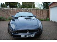 Maserati 3200 coupe 1999 Dark Blue in excellent condition